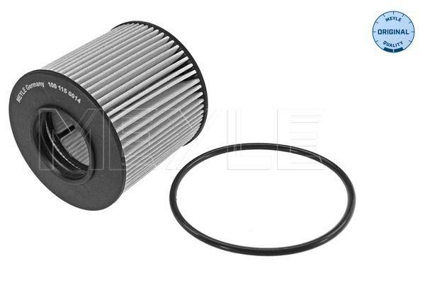 Palivový filter MEYLE 100 127 0006 100 127 0006