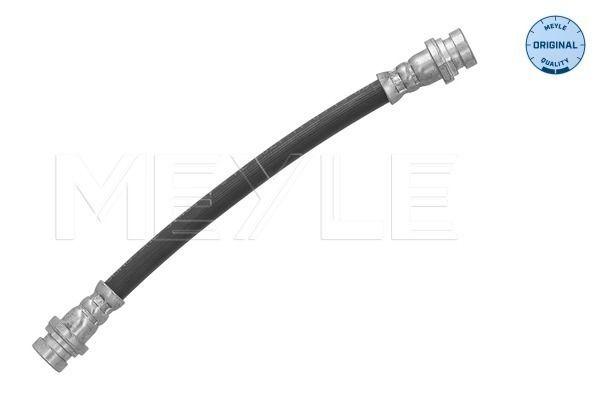 Brzdový kotúč MEYLE 16-15 521 0043/PD 16-15 521 0043/PD