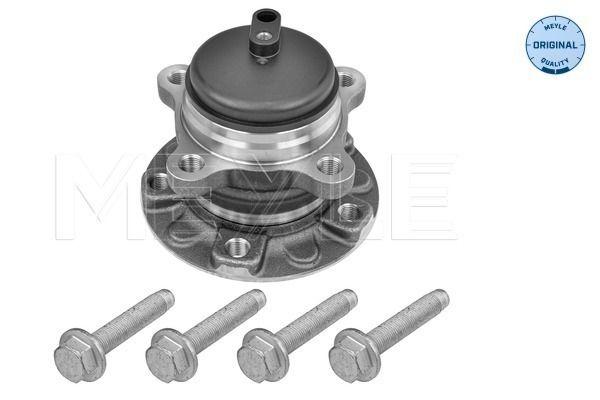 Brzdový kotúč MEYLE 11-15 521 0033/PD 11-15 521 0033/PD