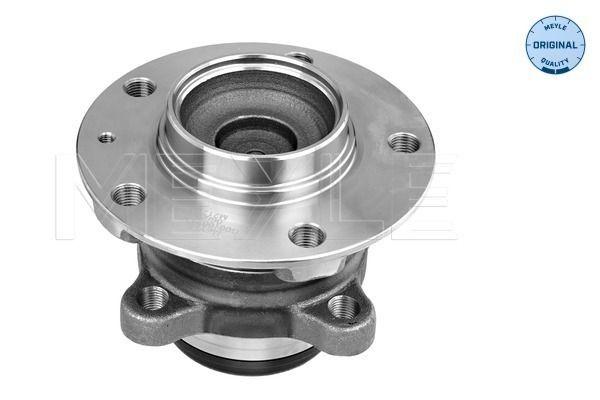Brzdový kotúč MEYLE 11-15 521 0034/PD 11-15 521 0034/PD