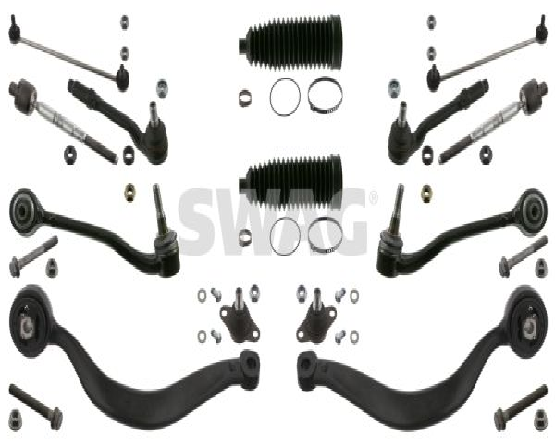 Ozubené koleso vačkového hriadeľa SWAG 30 04 0001 30 04 0001