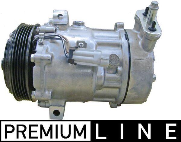 Kompresor klimatizácie MAHLE ACP 156 000S ACP 156 000S