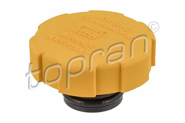 Vzduchový filter TOPRAN 408 306 408 306