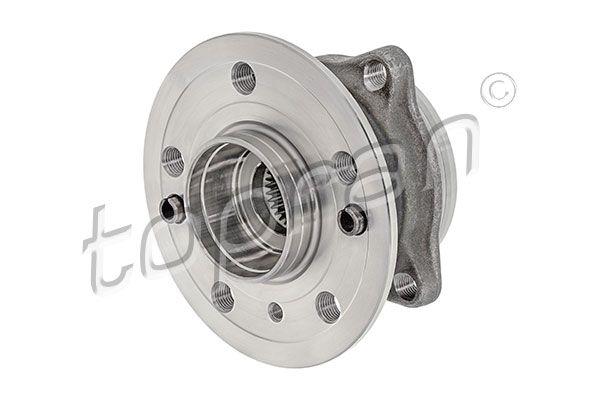 Vzduchový filter TOPRAN 408 307 408 307