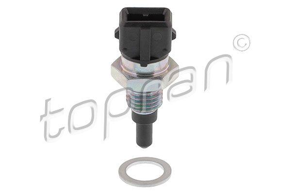 Pomocný spojkový valec TOPRAN 108 389 108 389