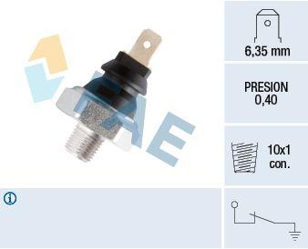 Olejový tlakový spínač FAE 11060 11060