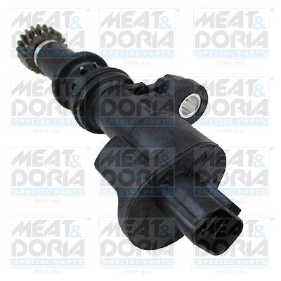 Snímač otáčok, automatická prevodovka MEAT  DORIA 87836 87836