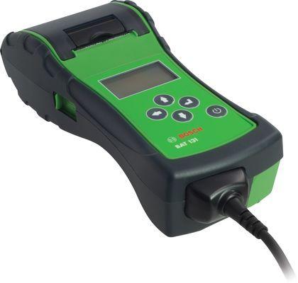 Prístroj na testovanie batérie BOSCH DIAGNOSTICS 0 684 400 731 0 684 400 731