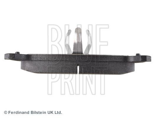 Sada brzdových platničiek kotúčovej brzdy BLUE PRINT ADA104249 ADA104249