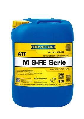 Olej do automatickej prevodovky RAVENOL 1211112-020-01-999 1211112-020-01-999