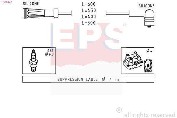 Spínač brzdových svetiel EPS 1.810.147 1.810.147