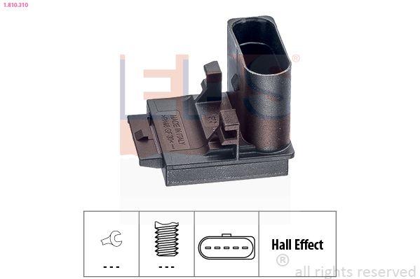 Teplotný spínač ventilátora chladenia EPS Made in Italy - OE Equivalent 1.850.147 1.850.147