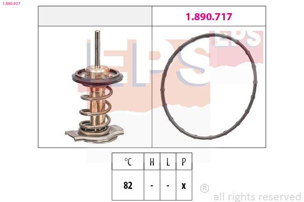 Snímač otáčok, automatická prevodovka EPS 1.953.220 1.953.220