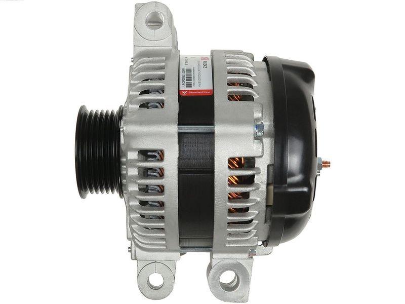 Uhlíkový zberač żtartéra AS-PL Brand new | AS-PL | Starter brush sets PSX146-147 PSX146-147