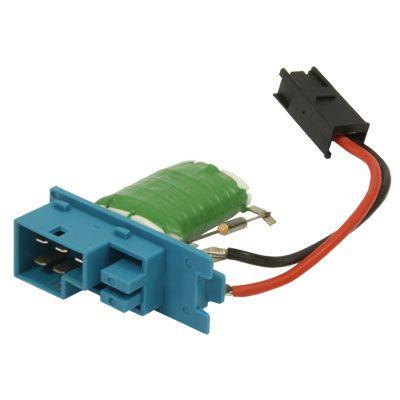 Odpor, vnitřní tlakový ventilátor HÜCO 132554