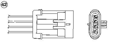 Lambda sonda NGK 0440