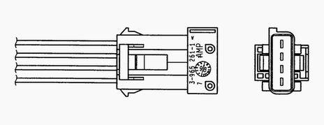 Lambda sonda NGK 1816