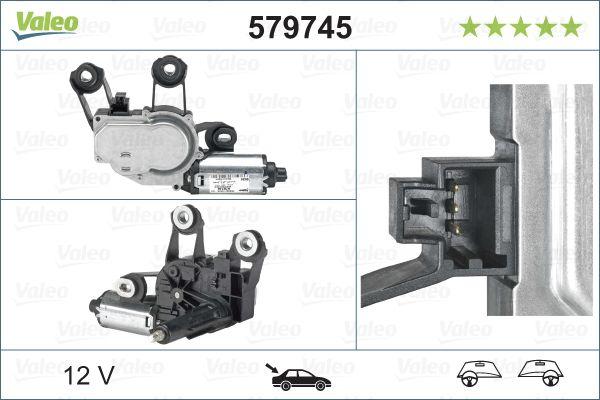 Motor stěračů VALEO 579745