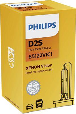 Zarovka, dalkovy svetlomet PHILIPS 85122VIC1