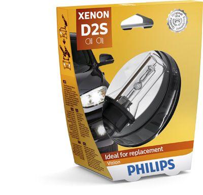 Zarovka, dalkovy svetlomet PHILIPS 85122VIS1