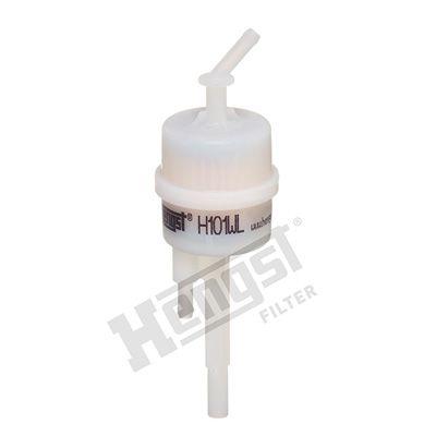Filtr, pracovní hydraulika HENGST FILTER H20W08