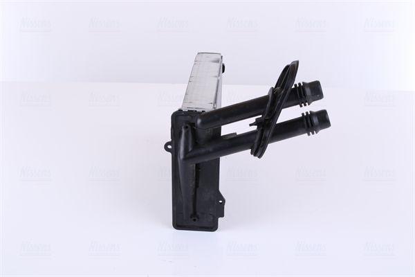 Olejový chladič, motorový olej NISSENS 90986