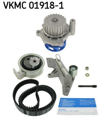 Vodní pumpa + sada ozubeného řemene SKF VKMC 01918-1