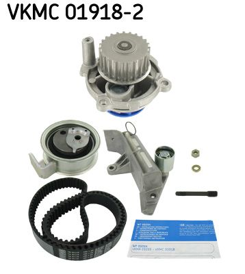 Vodní pumpa + sada ozubeného řemene SKF VKMC 01918-2