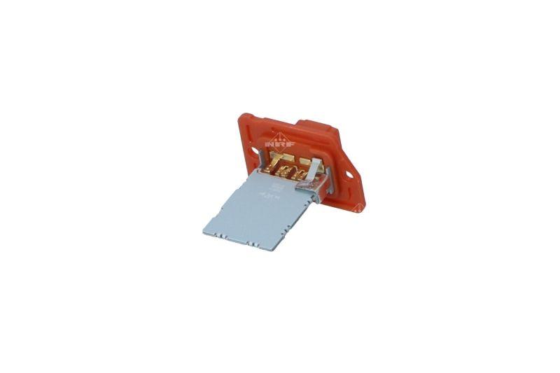 Odpor, vnitřní tlakový ventilátor NRF 342033