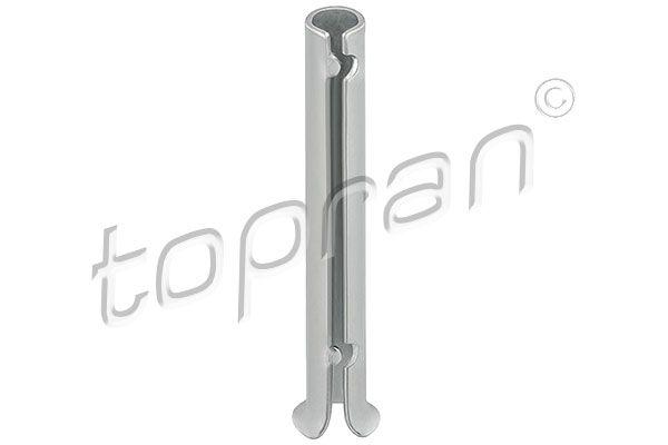 Palivové potrubí TOPRAN 409 698