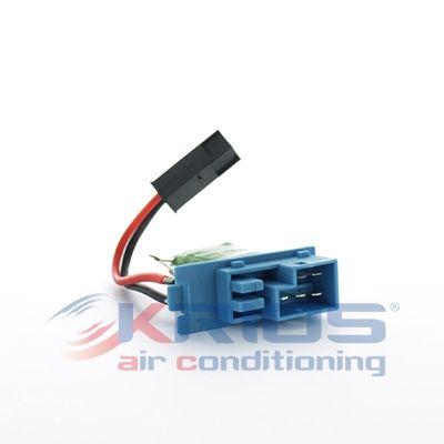 Odpor, vnitřní tlakový ventilátor HOFFER K109090