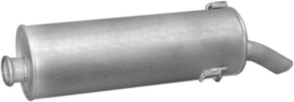Zadní tlumič výfuku POLMOSTROW 19.73